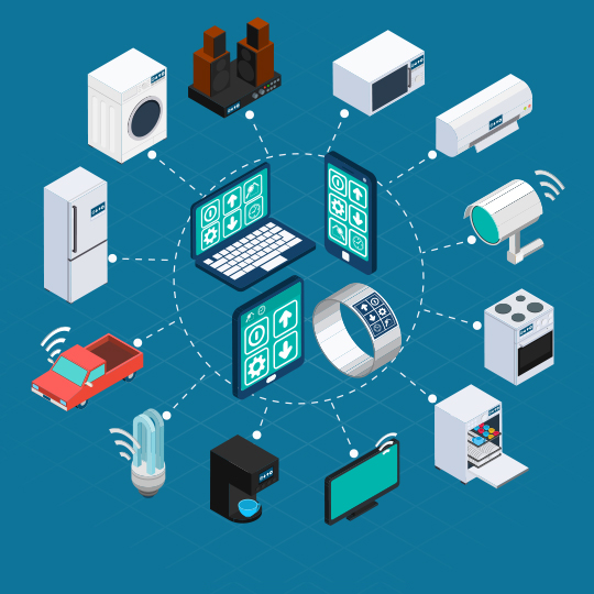 Possibilities of Internet of Things - Melexis