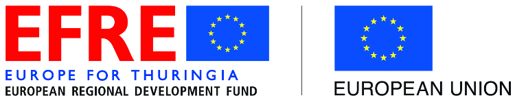 EFRE - European Regional Development Fund