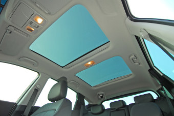 Solution for sun roof control application - Melexis