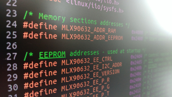 Infrared temperature sensor driver for Linux kernel released - Melexis