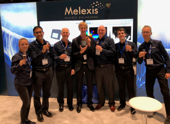 Melexis named 2019 Best of Sensors Award winner