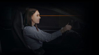 3D Time-of-Flight sensor-based eye-tracking solutions for Driver Monitoring Systems - Melexis