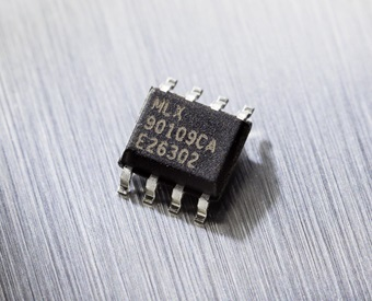 RFID Tranceivers for 125kHz Frequency Range (MLX90109) #Melexis