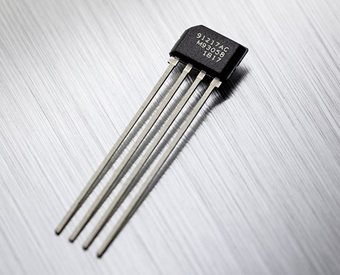 MLX91217 - Hall Effect Current Sensor - Melexis